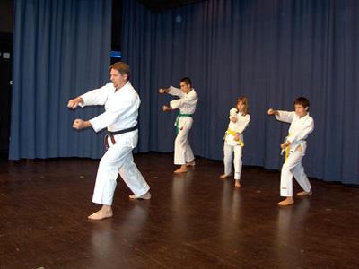 Karate - Gōjū-Ryū
