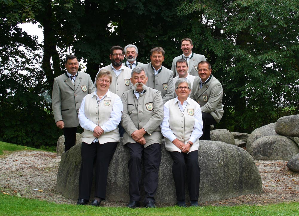 Vorstandschaft Gruppe
