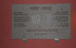 2012 - 25 Jahre Partnerschaft Kutzenhausen