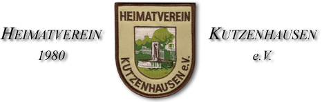 Heimatverein Kutzenhausen Logo