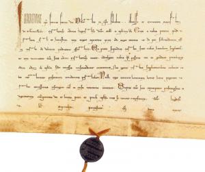 Gründungsurkunde des Klosters Oberschönenfeld