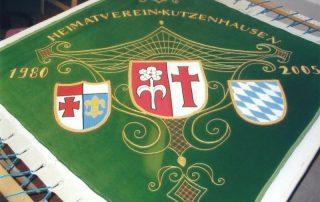 Unsere Vereinsfahne